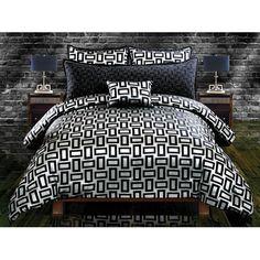 City Balance Queen Five Piece Comforter Set