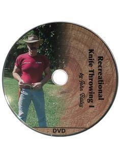 Erst drei gescheite Wurfmesser anschaffen, und dann mit dieser DVD von John Bailey das Messerwerfen lernen. Gib zu dass sich das cool anhört! #messerwerfen #wurfmesser Knife Throwing, Cultural Artifact, Throwing Knives, Learning