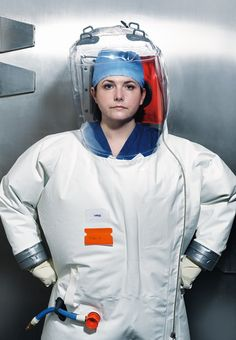 Virus Catcher: Vicki Jensen works in a biosafety-level 4 lab studying the deadliest viruses known to humanity.