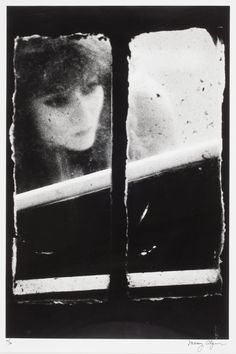 Merry Alpern :: Dirty Windows Series, secretly shot through a bathroom window on Wall Street in the winter of 1993-94 / more [+] by this photographer