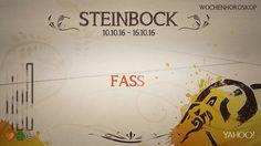 Wochenhoroskop: Steinbock (KW 41 - 2016) - So stehen deine Sterne Kinder Wochen vom 10. - 16.10.2016 #Horoskop #Steinbock #Liebe #Gesundheit #Job