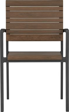 Rocha Dining Chair  | Crate and Barrel