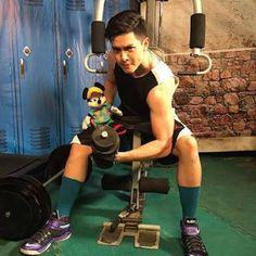Alden Richards Shares Tips For Best-toned Arms Eat Bulaga, Maine Mendoza, Alden Richards, Toned Arms, Challenges, Singer, Workout, Health, Problem Solving