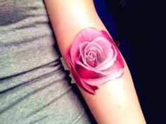 flower tattoo colour - Google Search