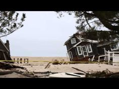 Recently parts of the barrier island in Ocean county New Jersey were reopened to non residents.  You still cannot travel the entire length of Route 35. The devastation is astounding.