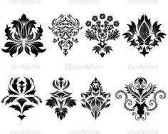 ornament baroko - Hledat Googlem