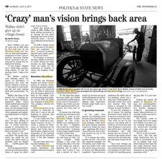 Marathon Motors, Motor Works, Crazy Man, It Works, Old Things, Bring It On