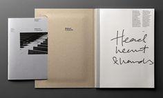 Editorial / Print / Graphic / Book design