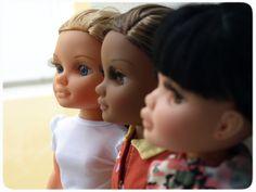 My best friends! #Nancy #dolls #muñecas #poupées #juguetes #toys #bonecas #bambole