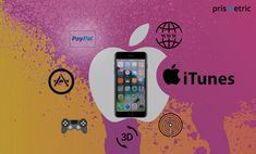 Apple iPhone has been inculcating a habit of healthy use of mobile technology in the smartphone world leading to many profound & innovative app technology. App Development, Ios App, Landline Phone, Itunes, Mobile Technology, Apple, Iphone, Landscape, Apple Fruit
