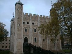 Tower of London, so many people died here...