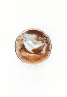 Vegan Hot Chocolate   5 Minutes, so chocolatey   minimalistbaker.com