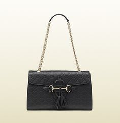 Gucci - emily chain shoulder bag 295402AA61Y1000$1390