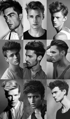 (6) mens hairstyles | Tumblr
