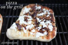 Pizza on the Grill | create restaurant worthy pizza in minutes