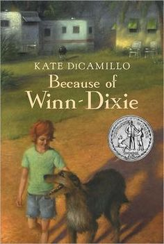 This book would be good for fourth graders. Opal just moved to Florida with her preacher father. Opal comes across this homeless dog and names her Winn-Dixie. Throughout the book Opal and Winn-Dixie meet several people and makes friends with these people in her new hometown. She learns to see people beyond their surfaces. The genre of the book is realistic fiction.