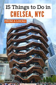 Looking for the best things to do in Chelsea NYC? This written-by-a-local guide spotlights the must-dos, favorite restaurants, and where to stay in this popular New York City neighborhood. #travel #nyc
