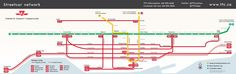 Official Map: New Toronto Streetcar Network Map