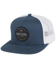 50134868 Rip Curl Men's Masters Truck Hat & Reviews - Hats, Gloves & Scarves - Men -  Macy's