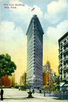 NYC Flat Iron