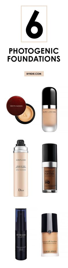 Makeup artist share their favorite photogenic foundations
