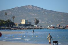 The Langebaan lagoon is the perfect venue for long beach walks or fishing. Sa Tourism, Provinces Of South Africa, Places Of Interest, Beach Walk, Countries Of The World, Holiday Destinations, Long Beach, Homeland, Cape Town