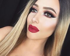 IG: ellexxandra | #makeup