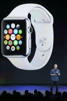 New Apple Watch.