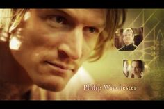 Philip Winchester in Crusoe. Just beautiful!
