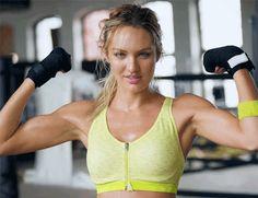 Ya wanna go? | Victoria's Secret Sport Knockout Front-Close Sport Bra