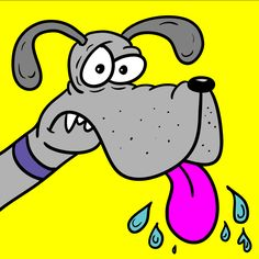 Learn how to draw a cartoon dog.  This tutorial shows you how to draw a Not-So-Great Dane.  Act now and you'll learn how to draw a little slobber at no additional cost.