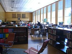 Image: Boalt Hall Library April 2007, found on flickrcc.net