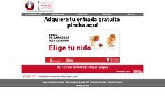 """XI Edición Feria de la Vivienda en Aragón. """"Elige tu nido"""" fue el lema. #feria #aragón #vivienda #casa #compra-venta #Zesis  http://v2.zesis.com/wp-content/uploads/2013/06/vivienda.png"""