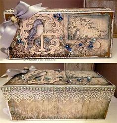 Heartfelt Creations | Love Wings Gift Box