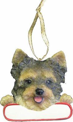 ES Pets ORN218107 Santas Pals Christmas Ornament -- See this great product.