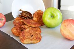 Baked Apple Chips 6