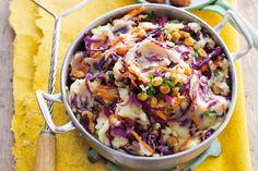 Een dagje zonder vlees; Hollandse pot met vegetarische balletjes - Recept - Allerhande