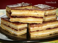 10 vianočných koláčikov a zákuskov sladkých ako med - Magazín Slovak Recipes, Czech Recipes, Russian Recipes, Mexican Food Recipes, Sweet Recipes, Cake Recipes, Dessert Recipes, Slovakian Food, Sweet And Salty