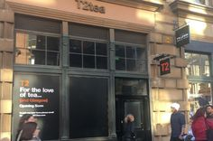 First look inside T2's flagship Glasgow store - Glasgow Live