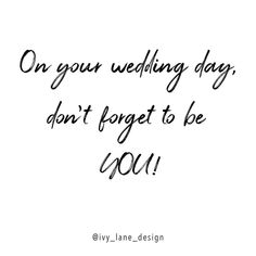You do you best! wedding quote, bride quotes inspirational quotes, you do you best, wedding quotes, bride, bridal quotes, inspiring quotes, be you, bride to be, from Ivy Lane Design