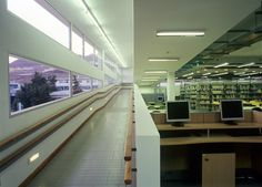 Biblioteca Central Universidad Católica del Norte,©  Marsino Arquitectos Asociados