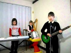 Though I don't listen to Rammstein normally, these kids are awesome.  Awesome.