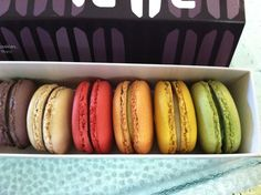 'Lette Macarons at Newport Beach