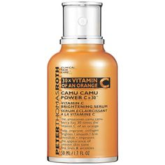 Camu Camu Power C x 30™ Vitamin C Brightening Serum - Peter Thomas Roth | Sephora ❤️❤️❤️❤️ # 1 most amazing skincare product smells amazing and it really changes your skin