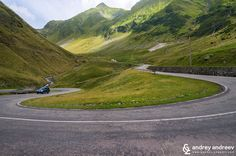 The Transfăgărășan road - the best road in the world - Romania - Andrey Andreev Travel and Photography