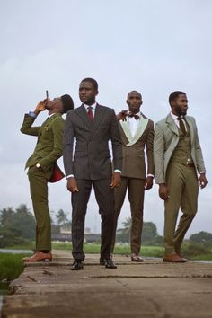 Ms. Kata's Fashion and Beauty Tips...: Brothers Did You Know This About Your Suits?