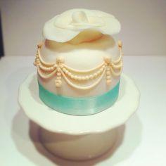 Little Blue Bakery Miniature