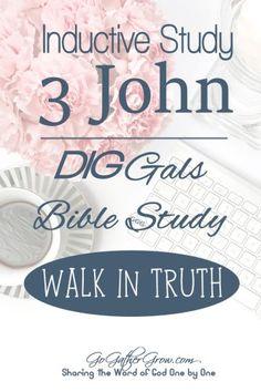 3 John | Bible Study