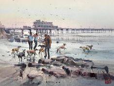 Richie Vios Beach, The Beach, Seaside