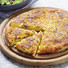 Roesti from jacket potatoes - Kochen - Patatas Healthy Summer Dinner Recipes, Healthy Chicken Dinner, Easy Dinner Recipes, Breakfast Recipes, Healthy Recipes, Cauliflower Soup Recipes, Potato Recipes, Pasta Recipes, Crockpot Recipes